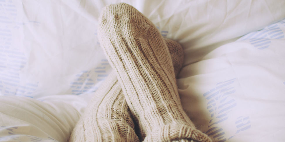 Getting a Good Night's Sleep This Winter