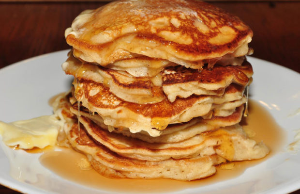 Top 5 Pancake Day Records