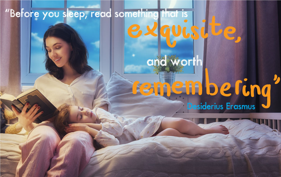 Tips For Choosing A Bedtime Story For Your Child