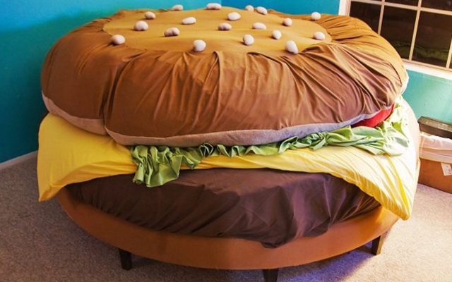 Top 6 Weird Beds