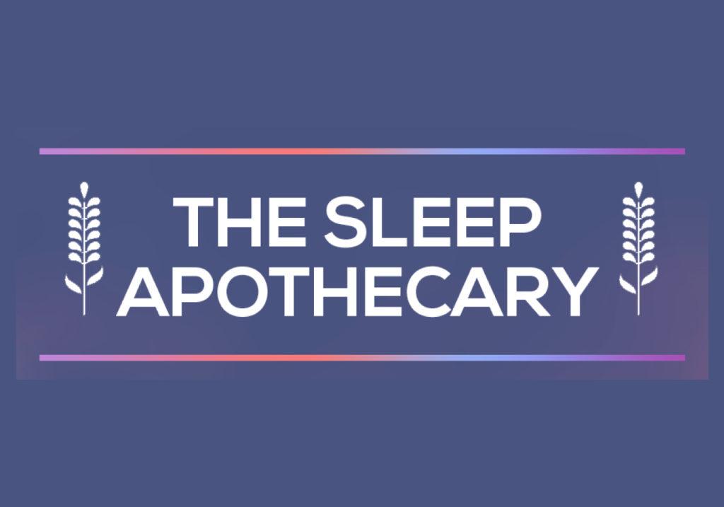 The Sleep Apothecary Infographic