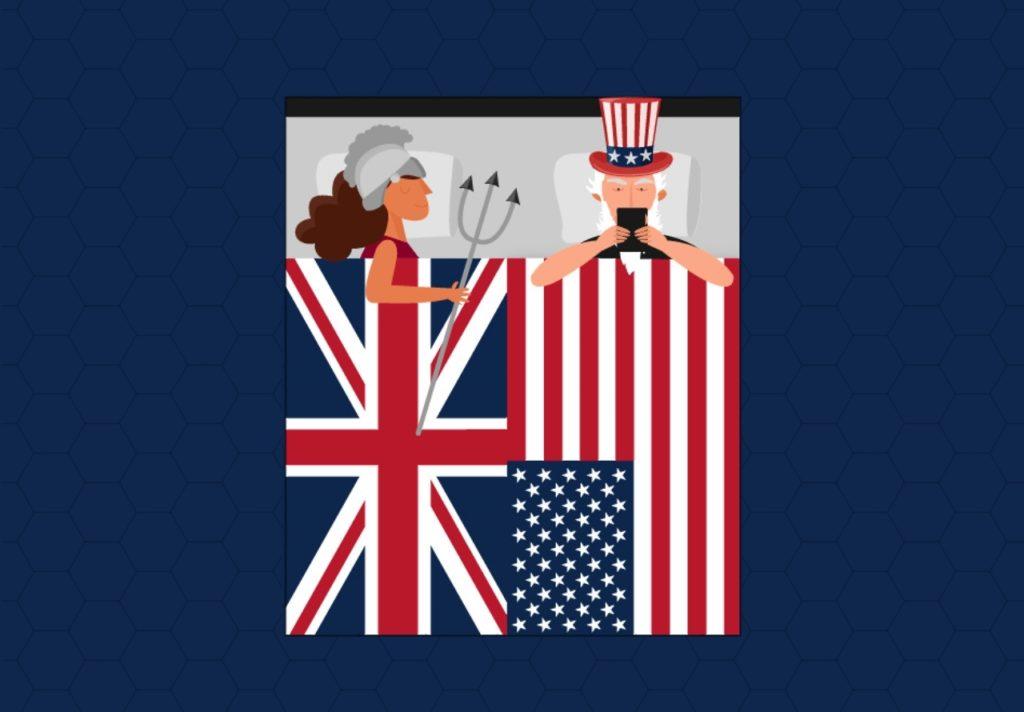Is Work Stress Robbing the UK & US of Sleep?