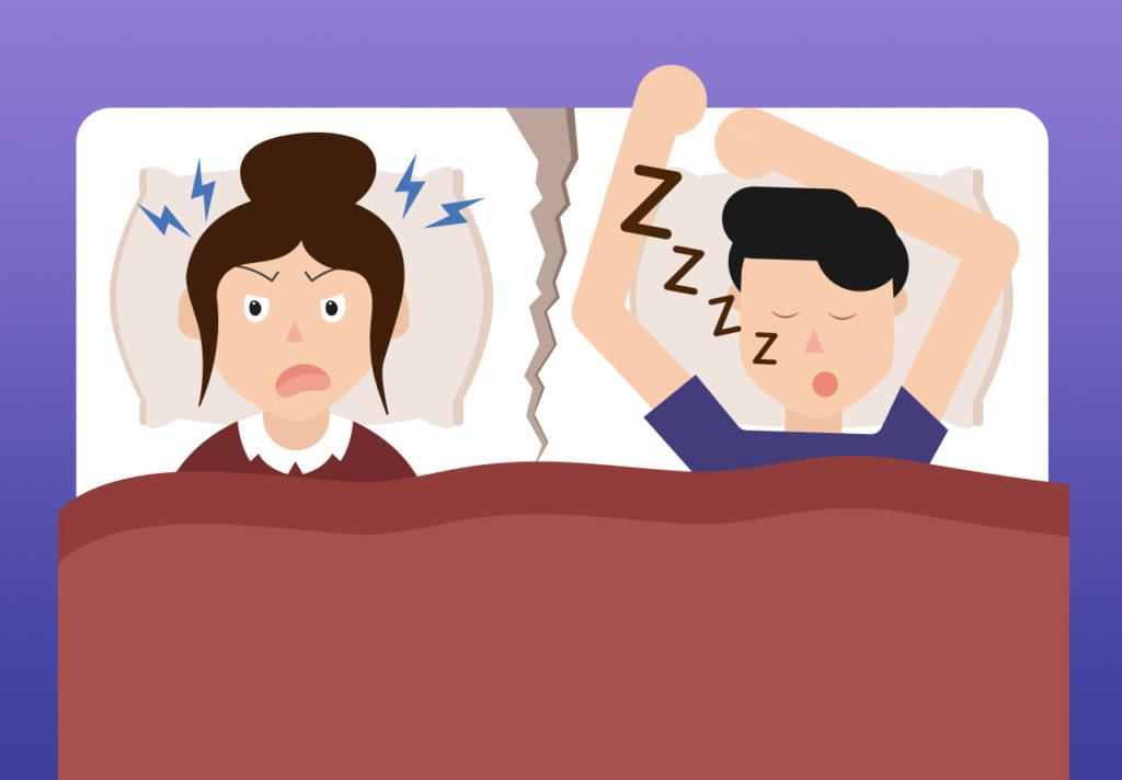 How Sleep Divorce Can Improve Your Sex Life