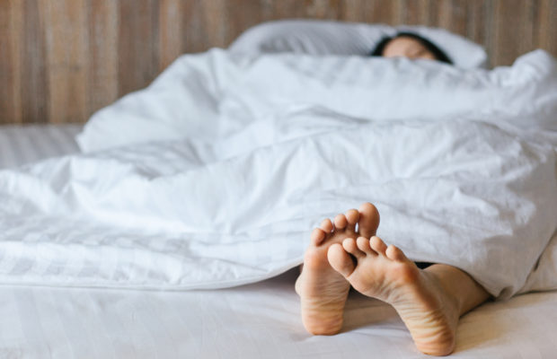 Revealed: Our Worst Bedtime Hygiene Habits